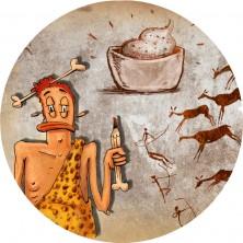 15 000 let př. n. l.  - Jeskynní malby frozen yogurtu v Lascaux v jihozápadní Francii