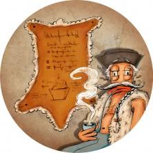 1733 (zřejmě zima) - První dochovaný exemplář receptu na frozen yogurt napsaný na ovčí kůži v salaši bulharských pastevců