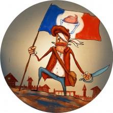 1789  - Francouzští revolucionáři vítězí v boji za svá práva s heslem: Libérté, yogurté, fraternité. Vlivem francouzských levicových intelektuálů bylo však slovo yogurté v pozdějších letech přetvořeno na égalité.