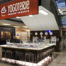 Yogoterie Frozen Yogurt Atrium Flora