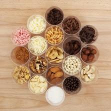posypy na Váš frozen yogurt