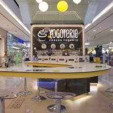 Yogoterie Frozen Yogurt Arkády Pankrác